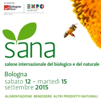 Caffè Gioia Organic at Sana of Bologna 12-15 September 2015