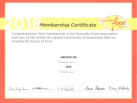 Specialty Food Association